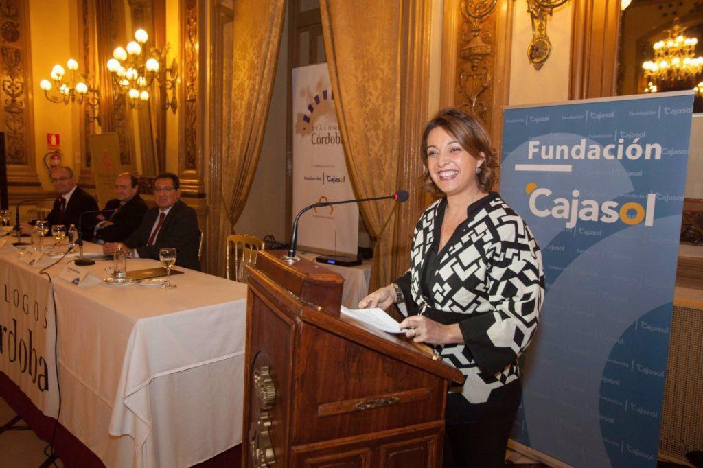 Isabel Ambrosio ofreció sus líneas maestras para Córdoba