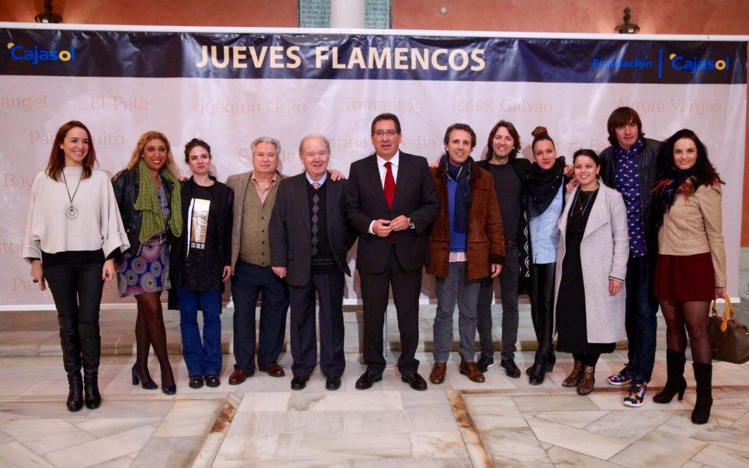 La Fundación Cajasol inaugura una nueva etapa de los ciclos 'Conocer el Flamenco' y 'Jueves Flamencos'