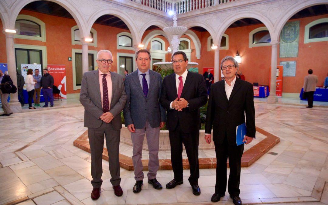 La Fundación Cajasol colabora con la 'Startup Europe Week: Evento Sevilla'