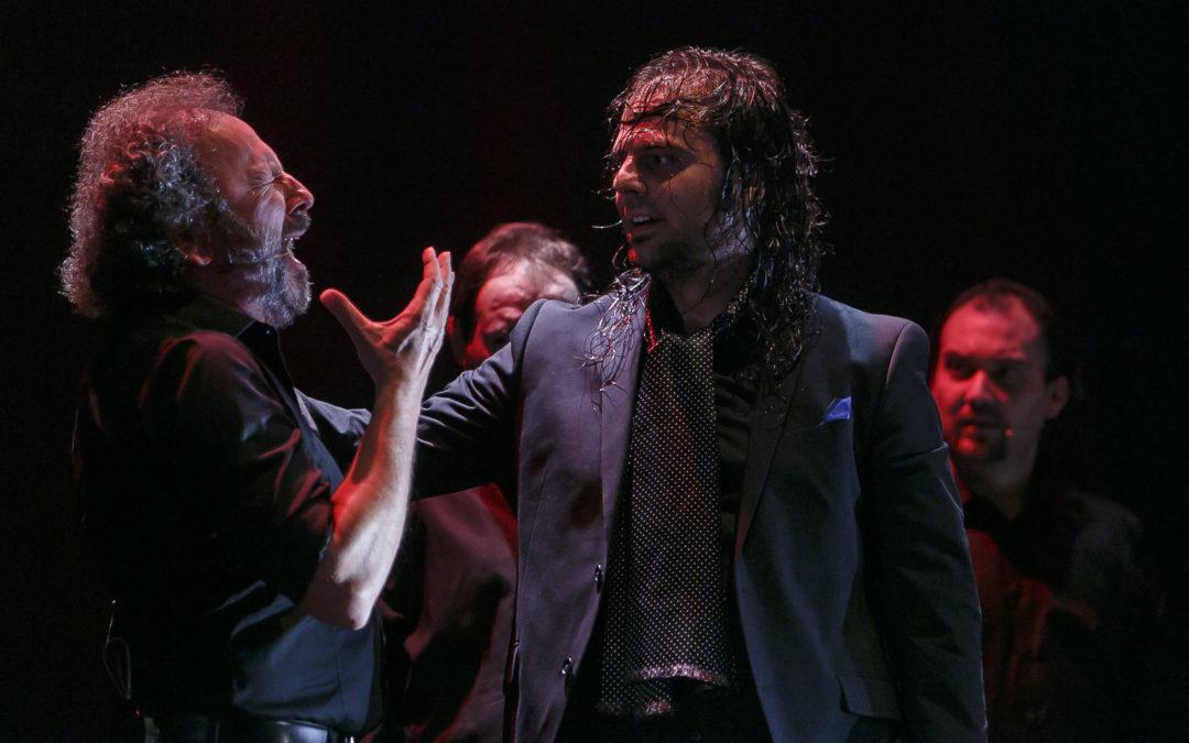 'El llanto se mueve' con Jairo Barrull en los Jueves Flamencos