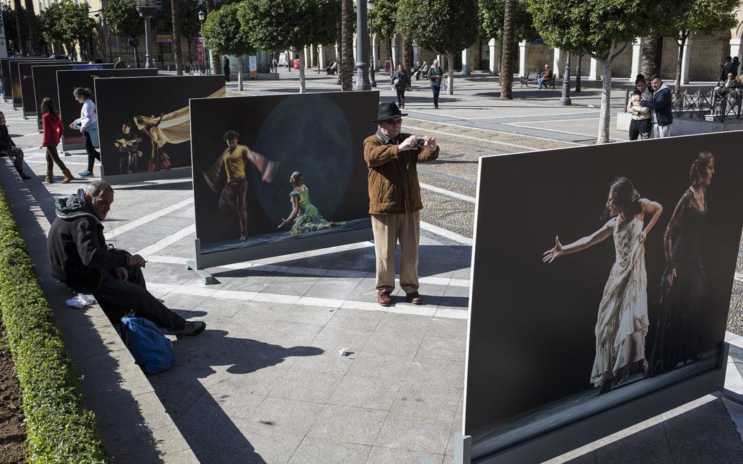 Exposición 'Objetivo Flamenco', de Juan Salido, en Jerez hasta el 17 de marzo