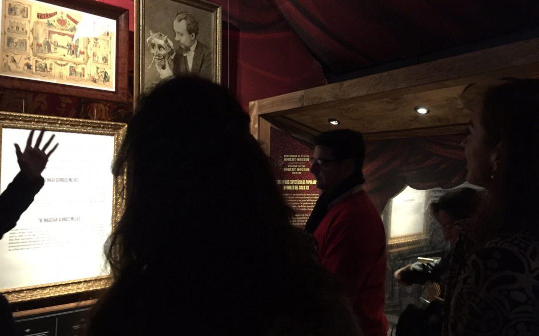 Cerca de 18.000 personas visitan la exposición dedicada a George Méliès en Córdoba