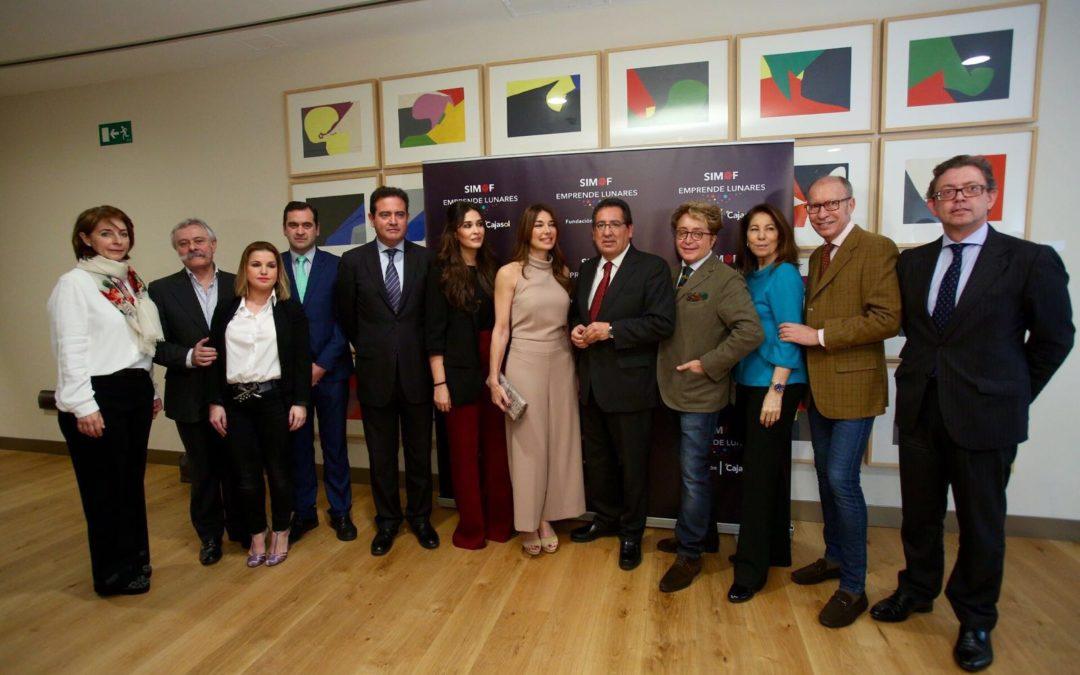 'SIMOF Emprende Lunares' clausura la XXII edición del Salón Internacional de la Moda Flamenca en la Fundación Cajasol