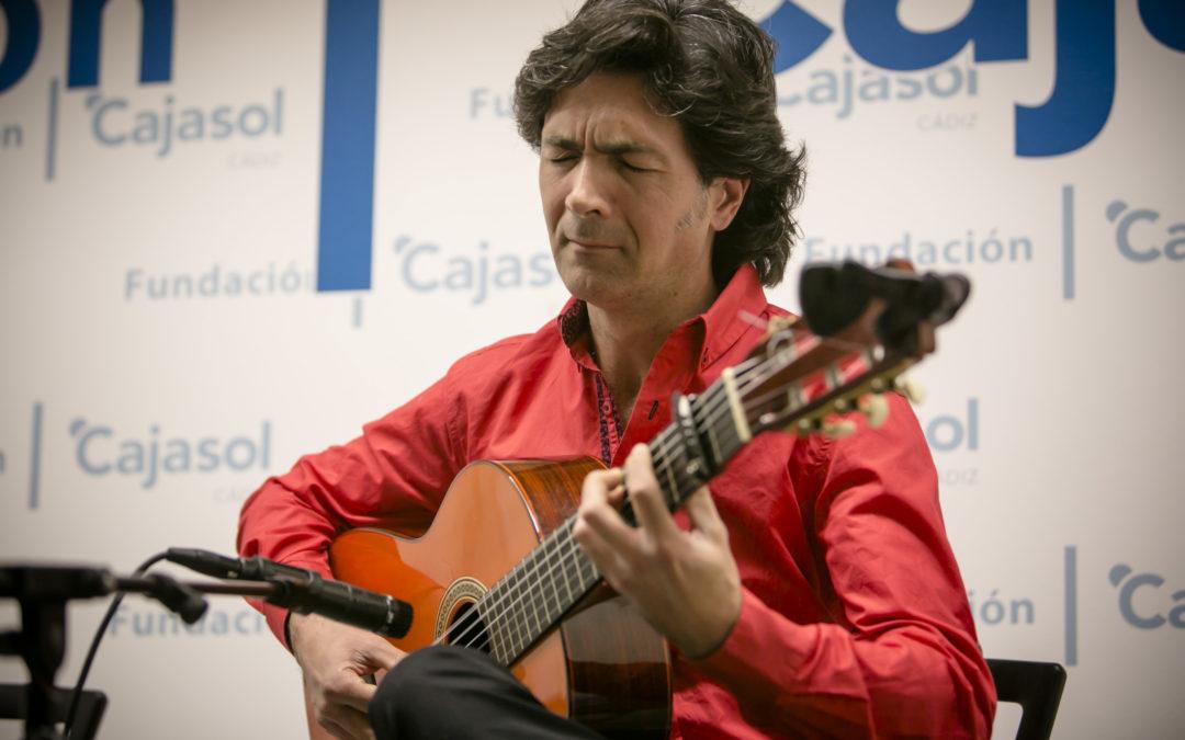 El Niño de Pura, en el Ciclo 'Conocer el Flamenco'