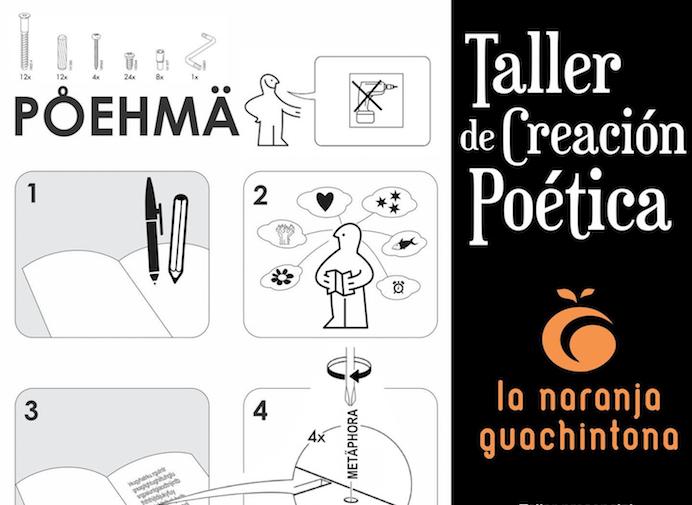 La Fundación Cajasol y la editorial Niebla impulsan el taller de creación poética 'La Naranja Guachintona'
