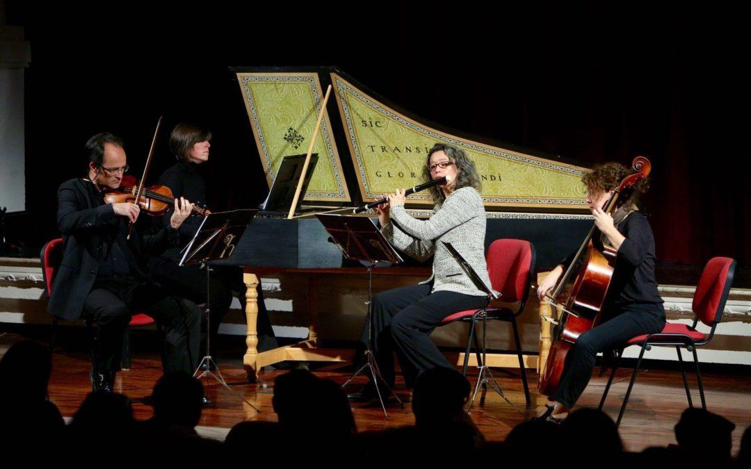 Concierto didáctico 'Vivaldi y el documento inédito' en la Fundación Cajasol