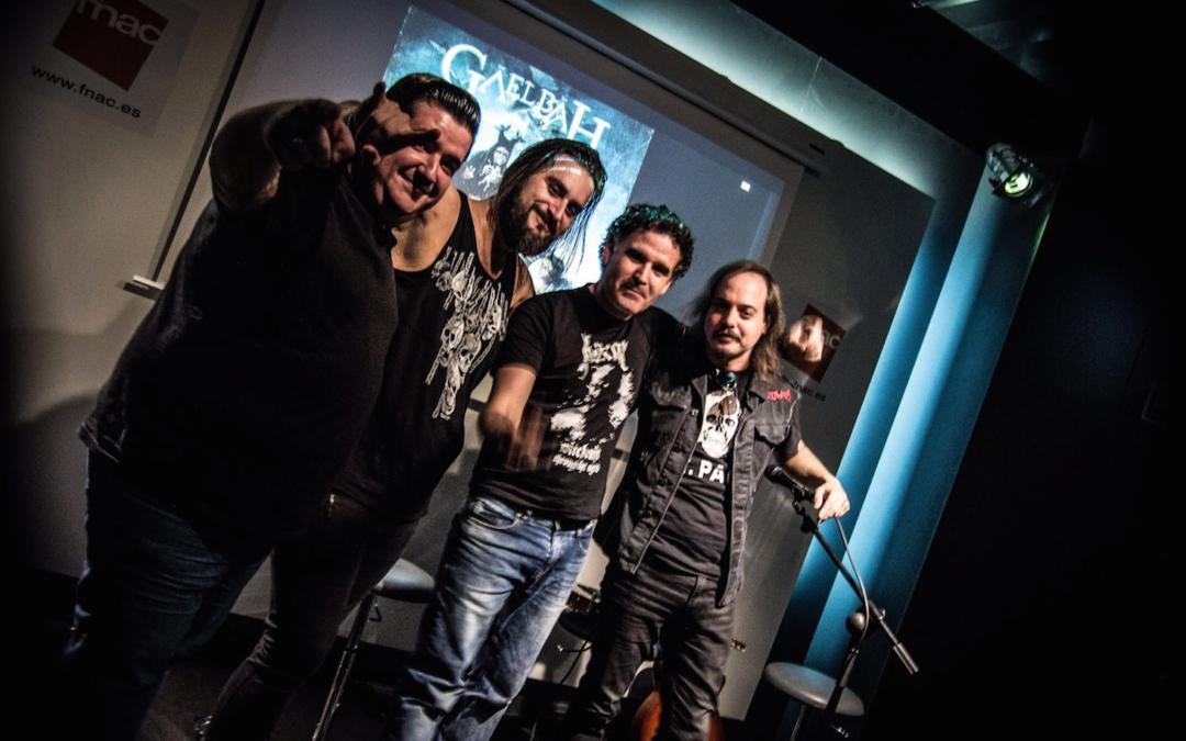 Gaelbah presenta en acústico su disco 'Häxan' en 'Los Jueves en la Cuarta' de la Fundación Cajasol en Huelva
