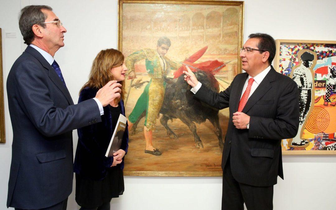 Exposición 'Tauromaquia. Subasta benéfica', del 15 de marzo al 5 de abril en la Fundación Cajasol