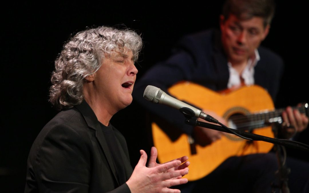 'Flamenco clásico' con Mayte Martín en la Fundación Cajasol