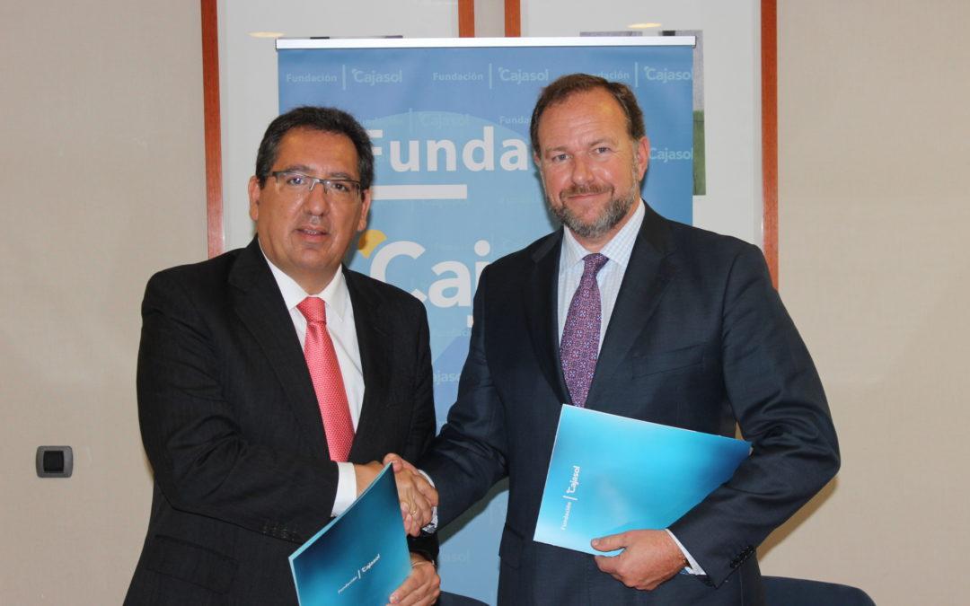 La Fundación Cajasol y la FOE promueven la XII edición de los premios 'Empresarios del Año'