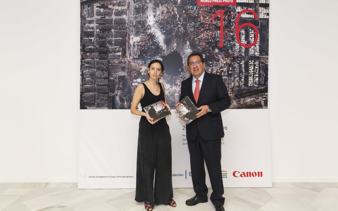 La exposición 'World Press Photo 2016', en la sede de la Fundación Cajasol en Sevilla hasta el 17 de mayo