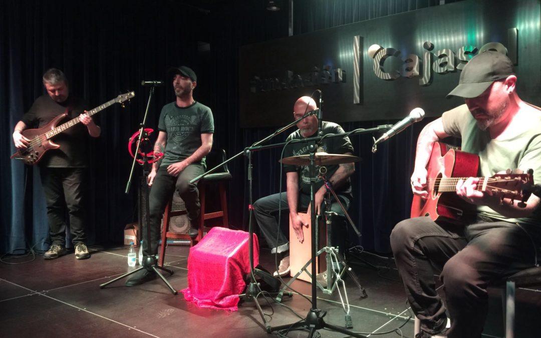 Androphonic presenta su disco 'Ingravital' en acústico en 'Los Jueves en la Cuarta' de la Fundación Cajasol