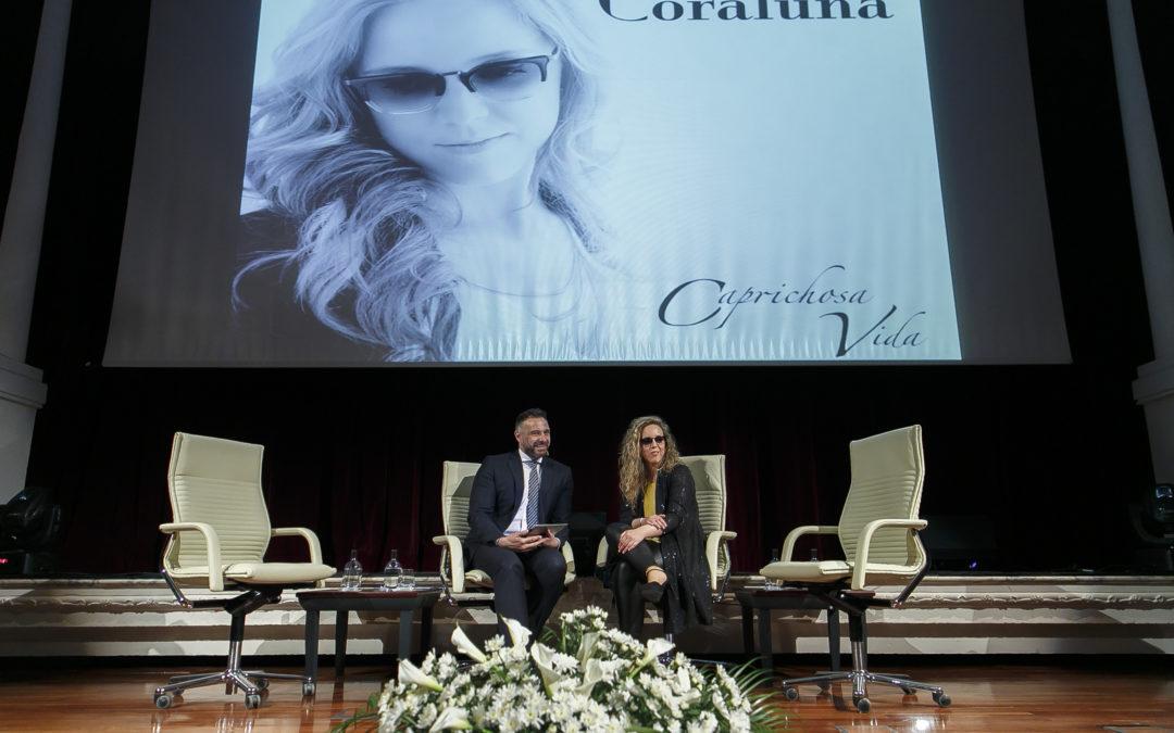 Coraluna presenta su segundo disco, 'Caprichosa vida', en la Fundación Cajasol