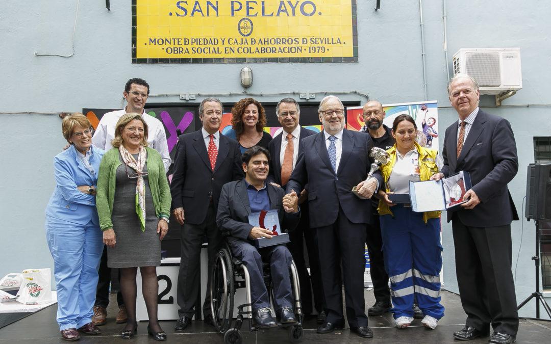 La Fundación Cajasol apoya la organización del XXX Cross San Pelayo