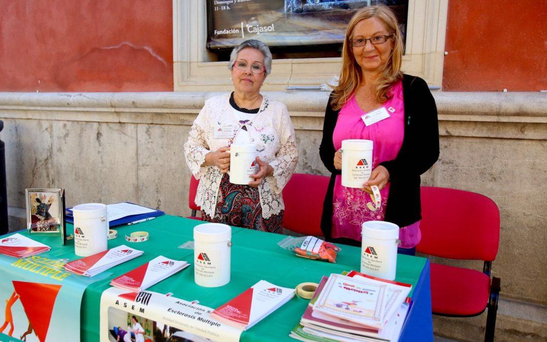 Actos en Sevilla con motivo del Día Mundial de la Esclerosis Múltiple