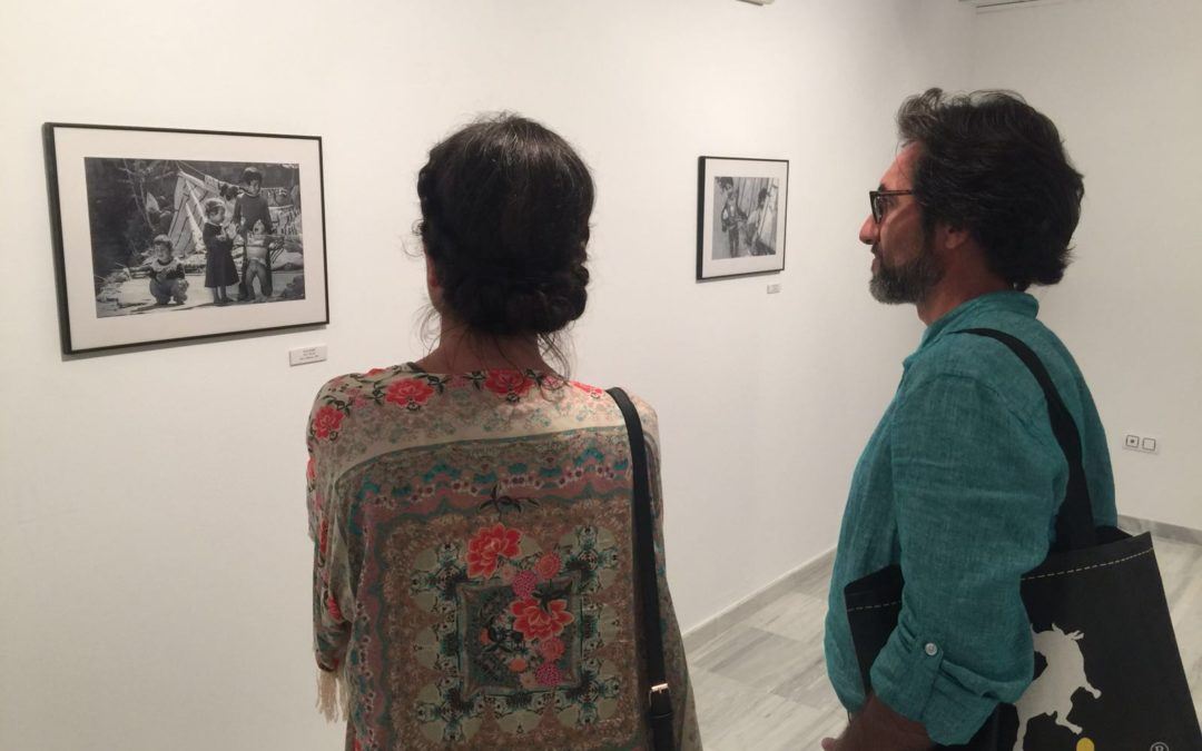 Exposición 'Sirios: los desplazados invisibles', en la sede onubense de la Fundación Cajasol hasta el 31 de mayo