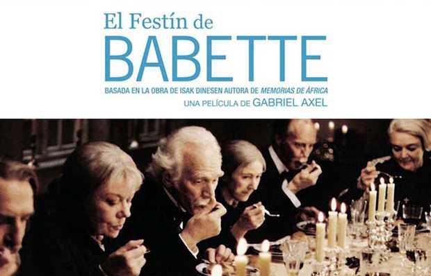 Ciclo de Cine dedicado a la gastronomía este mes de mayo en la Fundación Cajasol