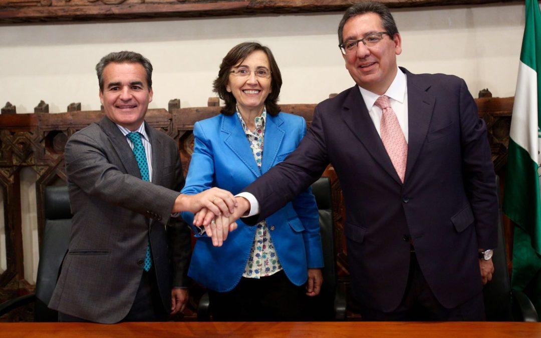 La Fundación Cajasol respalda el Programa Andaluz para Jóvenes Intérpretes