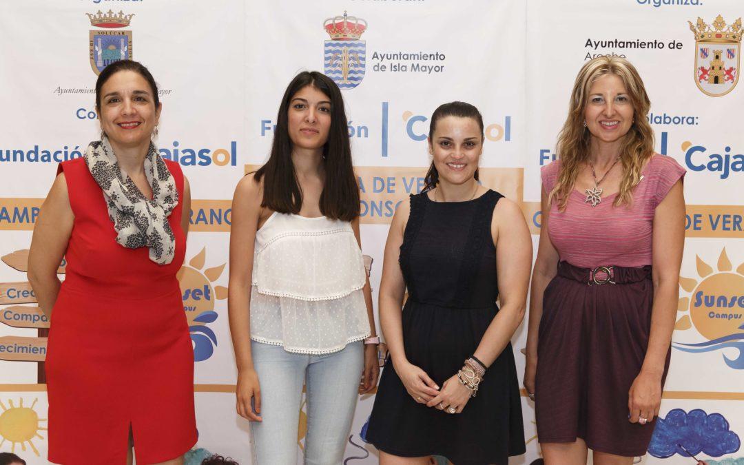 El campamento urbano 'Sunset Campus' se celebra este verano en cinco localidades andaluzas