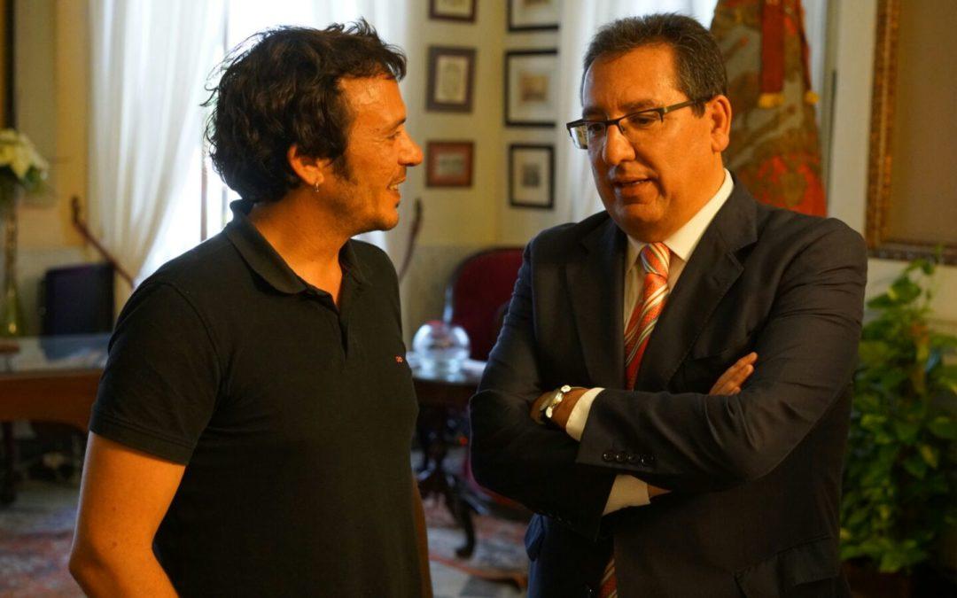 Fundación Cajasol y Ayuntamiento de Cádiz buscan puntos de encuentro en beneficio de la sociedad gaditana
