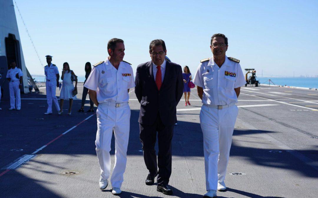 La Armada Española y la Fundación Cajasol, unidos para difundir la Cultura Naval en Andalucía