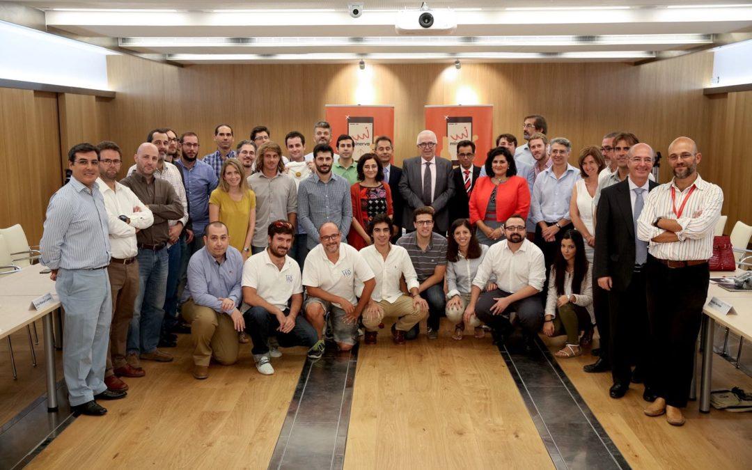 El programa de emprendimiento Minerva sigue impulsando proyectos tecnológicos en Andalucía