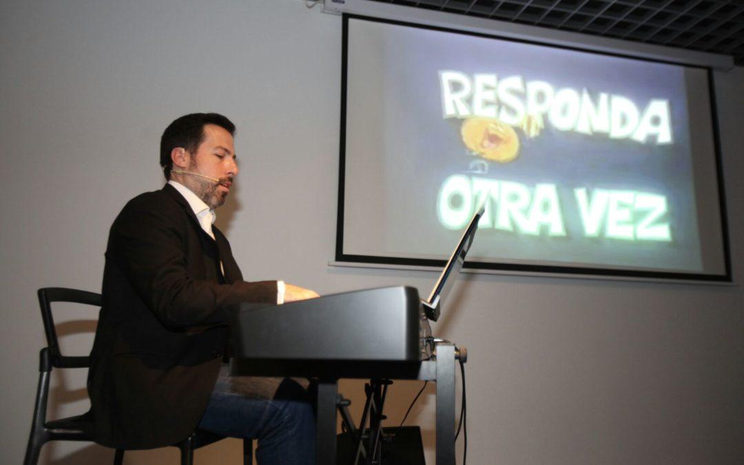 Alberto de Paz inaugura el Ciclo Cajasol Music en Córdoba