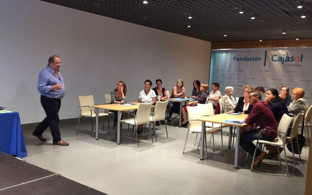 III Taller de Control de Estrés de la Fundación Cajasol en Córdoba