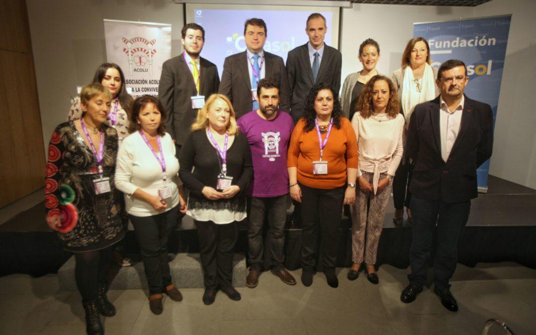 III Jornada de lupus para pacientes y familiares en la sede de la Fundación Cajasol en Córdoba