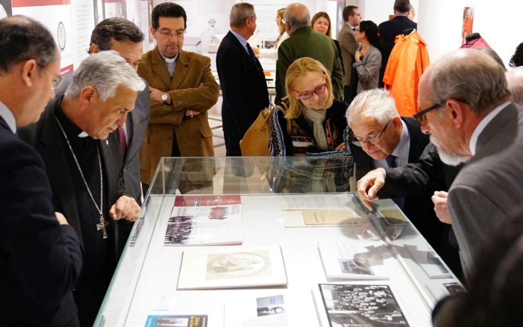Exposición sobre Herrera Oria, en la sede de la Fundación Cajasol en Cádiz hasta el 21 de noviembre