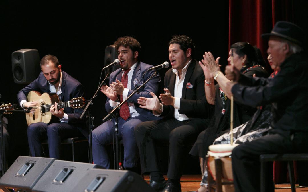 La zambomba jerezana, presente en los Gozos de Diciembre de la Fundación Cajasol