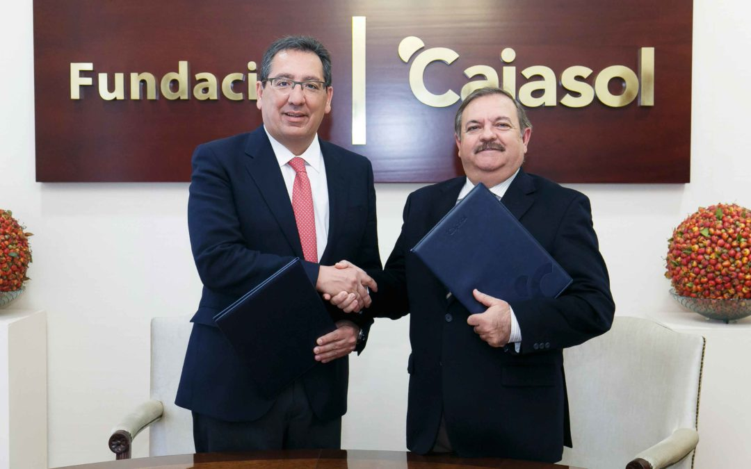 La Fundación Cajasol promoverá el conocimiento de la gestión energética como profesión de futuro a través de un programa de jornadas en Andalucía Occidental