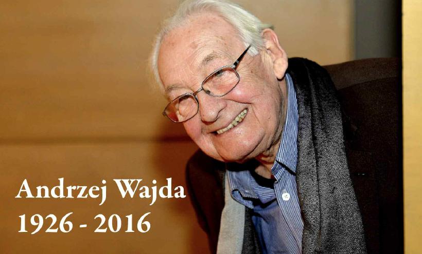 Homenaje a Andrzej Wajda en el primer ciclo de cine de la Fundación Cajasol en 2017