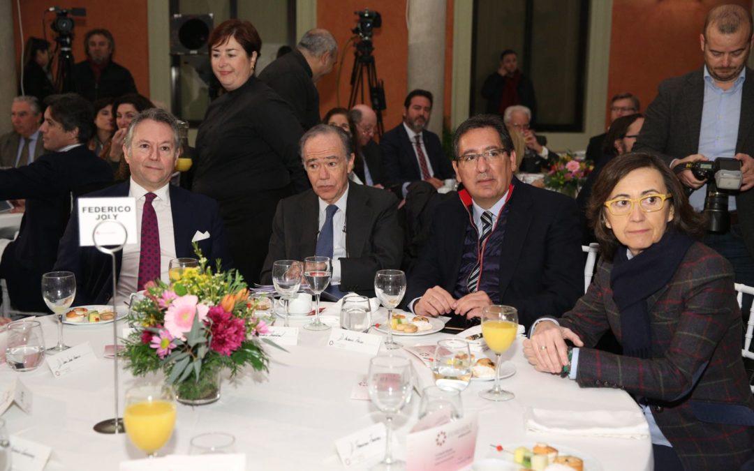 Foro Joly con Gregorio Marañón desde la Fundación Cajasol