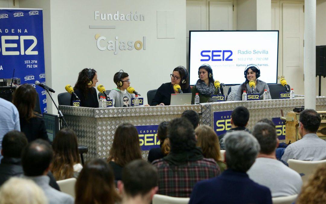Especial 'Hora 25' sobre el cambio climático en la Fundación Cajasol