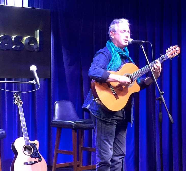 Noche de cantautores en 'Los Jueves en la Cuarta' de la Fundación Cajasol