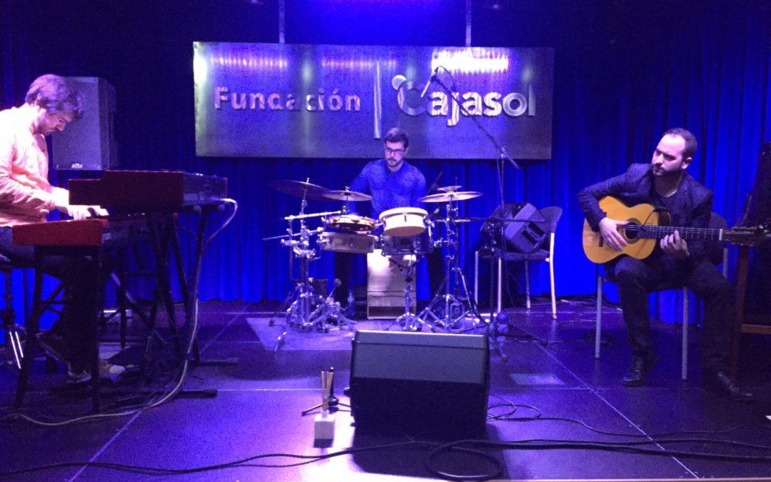 Flazz Trío lleva su fusión de flamenco, jazz y blues a 'Los Jueves en la Cuarta' de la Fundación Cajasol en Huelva