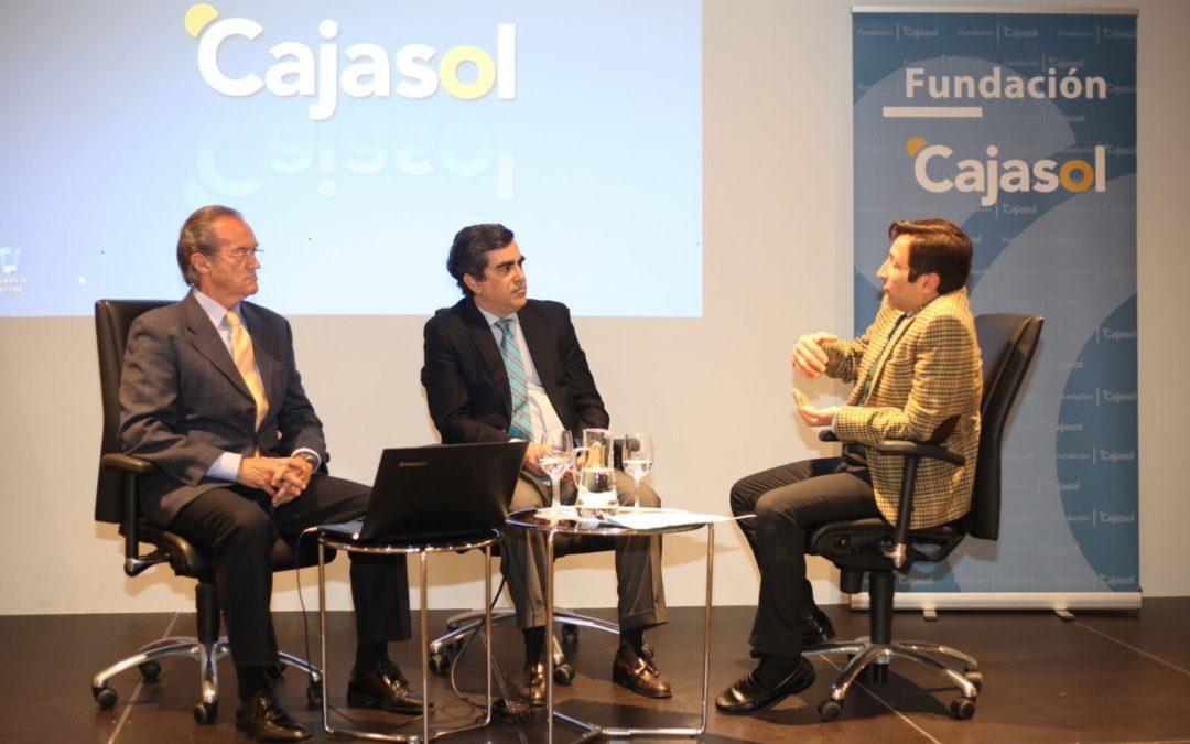 El mundo del costalero centra la segunda cita del ciclo 'Cajasol Suma y Sigue por Córdoba' en la Fundación Cajasol