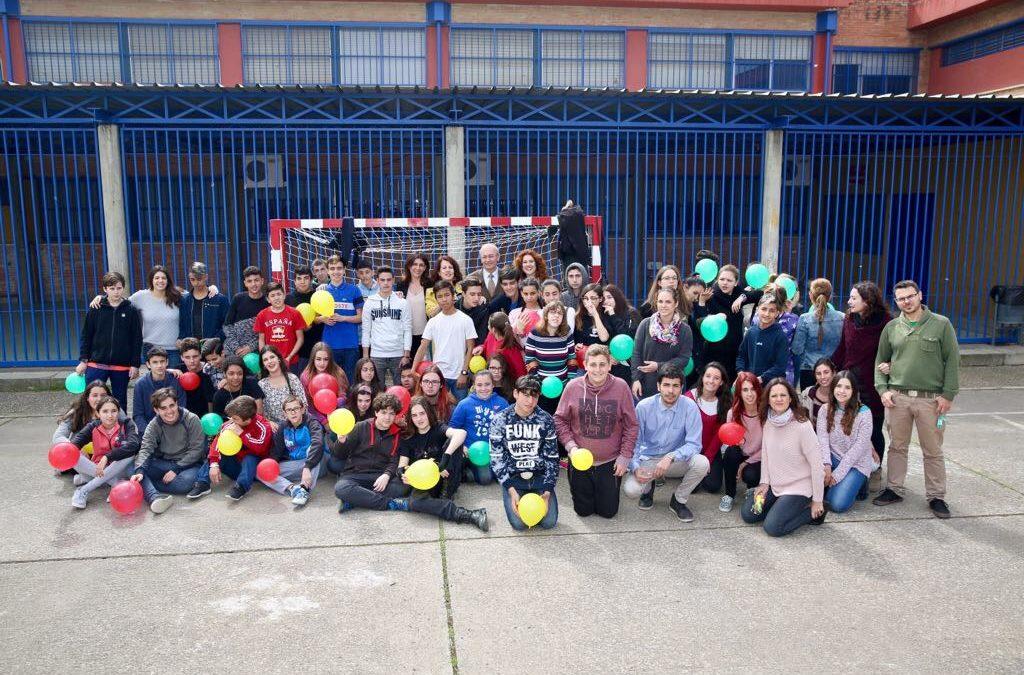 Presentación del Proyecto 'Plataforma de Mentoría Juvenil' en Sevilla