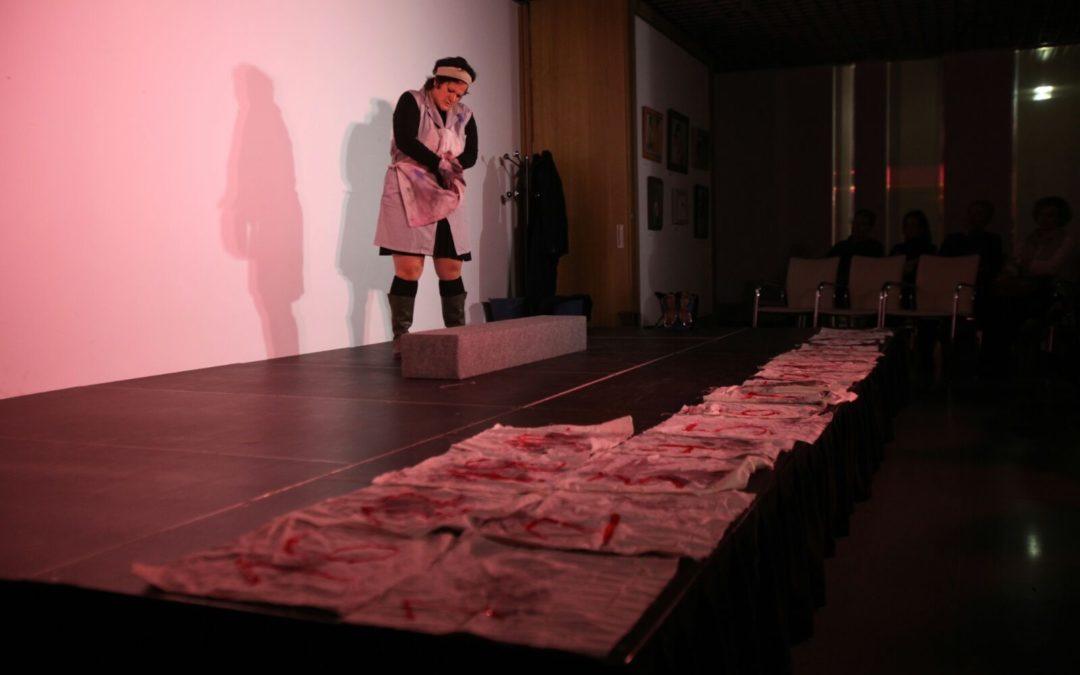 Noche de teatro en Córdoba con 'Protocolo de laboratorio' dentro del Ciclo Marzo Mujer de la Fundación Cajasol