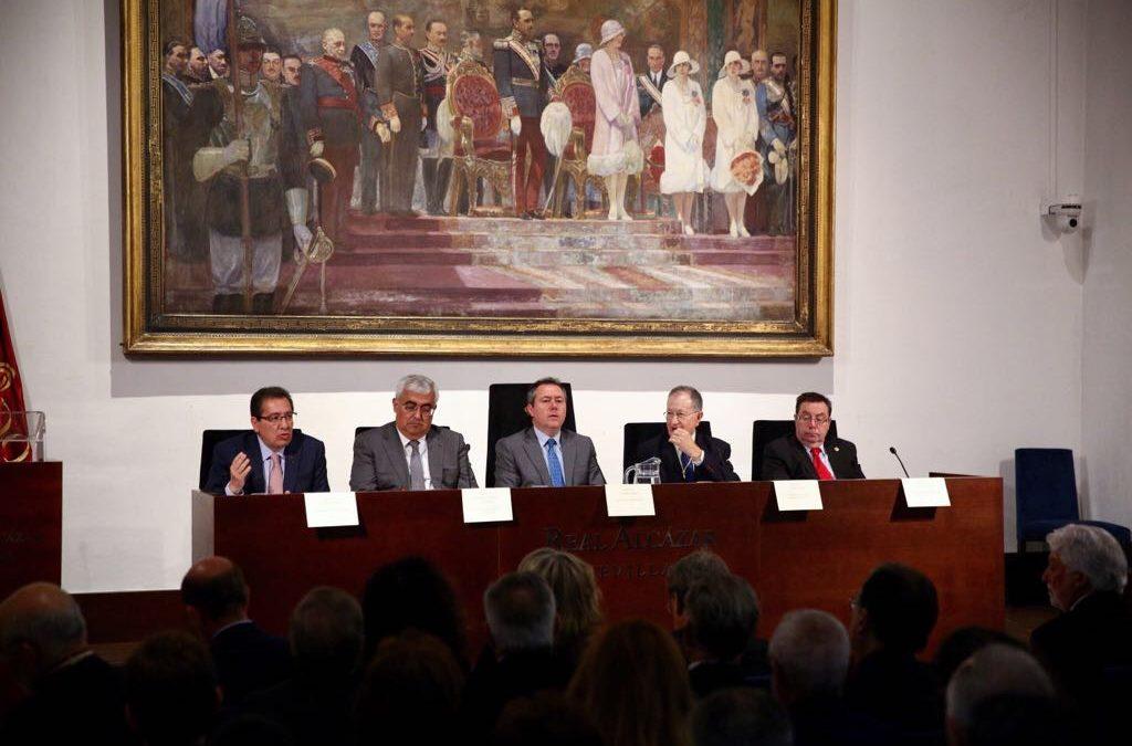 La Fundación Cajasol se suma a la celebración del Día del Instituto de Academias de Andalucía