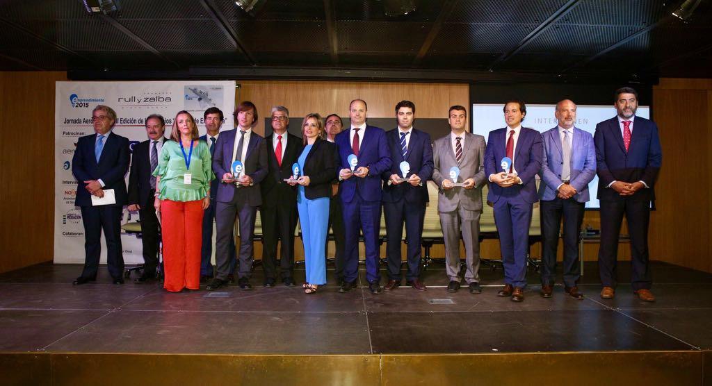 XVII Jornadas Aeronáuticas con entrega de los Premios Valores de Excelencia desde la Fundación Cajasol