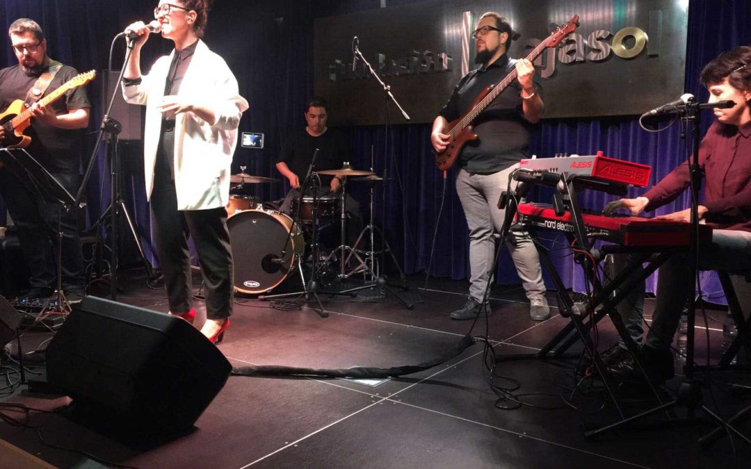 La Clave presenta su nueva etapa musical en 'Los Jueves en la Cuarta' de la Fundación Cajasol en Huelva