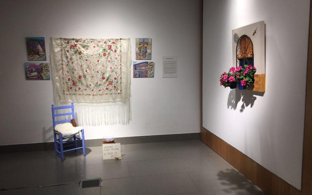 'El Arte y los Patios Cordobeses', en la Fundación Cajasol hasta el 14 de mayo