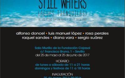 Exposición 'Still Waters', del 25 de mayo al 25 de junio en la Fundación Cajasol
