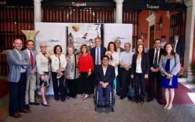 Inauguración de la Muestra del Festival de Cortos y Salud Mental, que recorrerá cinco ciudades andaluzas, en la Fundación Cajasol