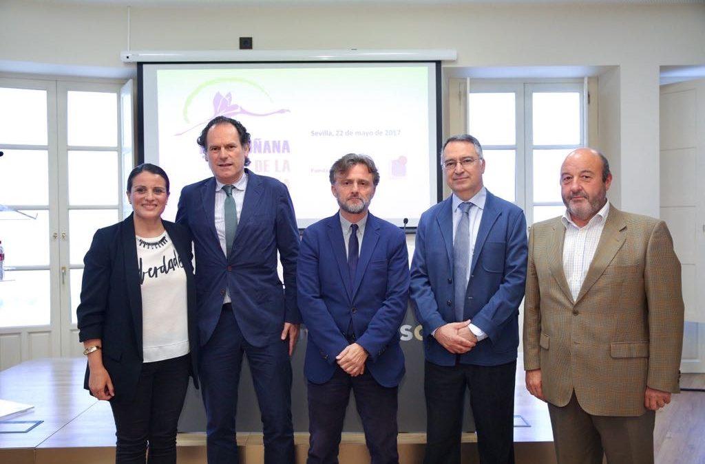 José Fiscal, ponente de una nueva sesión del Foro Doñana de la Empresa Sostenible desde la Fundación Cajasol