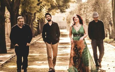 Los ritmos brasileños de Lovis G ponen el broche de oro al ciclo 'Los Jueves en la Cuarta' de la Fundación Cajasol en Huelva