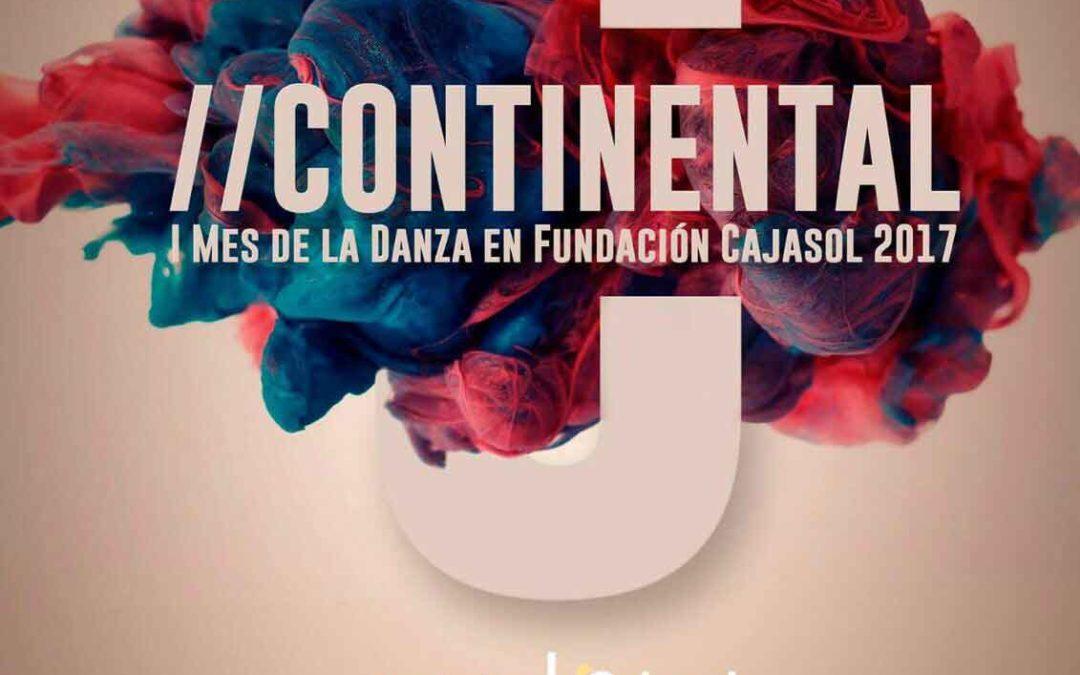 Una batucada por las calles del centro de Huelva, preludio del Mes de la Danza en la Fundación Cajasol