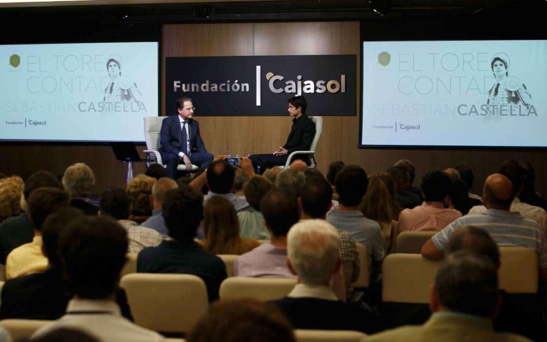 Así discurrió la semana de la 'Cultura Taurina' en la Fundación Cajasol